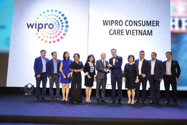 Wipro Consumer Care VN named the best company to work for in Asia for two consecutive years
