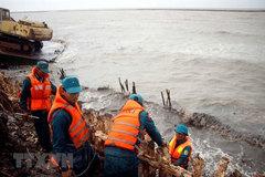 Ca Mau wants $22.5 million to upgrade sea dyke