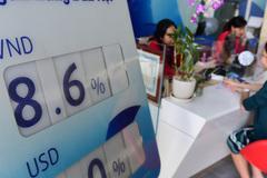Rầm rộ tăng lãi suất trên 8,5%/năm, chọn ngân hàng cao nhất bỏ tiền