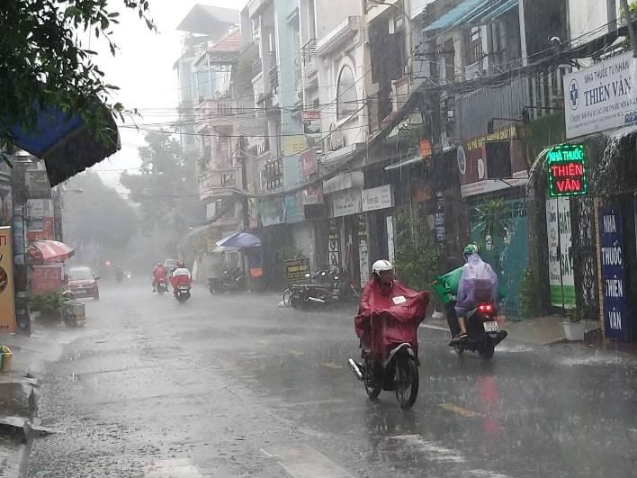 Bão số 4,Bão Podul,Thời Tiết,Sài Gòn