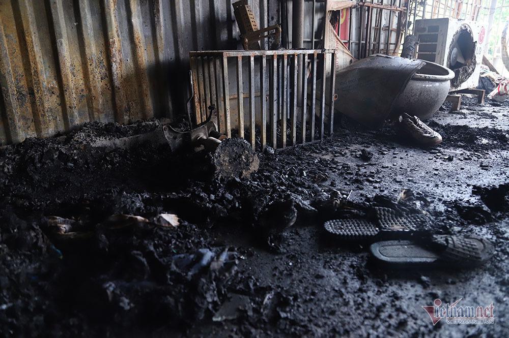 nhà máy Rạng Đông,cháy lớn ở Hà Nội,hỏa hoạn