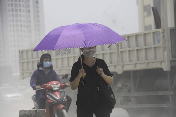 Hanoi warned of severe air pollution