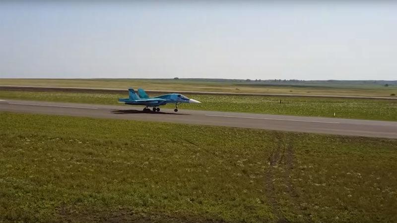 Nga,máy bay ném bom,tiêm kích,Su-34