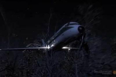 Phi công cãi nhau, máy bay đâm thẳng xuống rừng