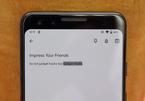 Cách nhanh nhất để in hoa chữ đầu tiên sau khi bạn gõ trên Android