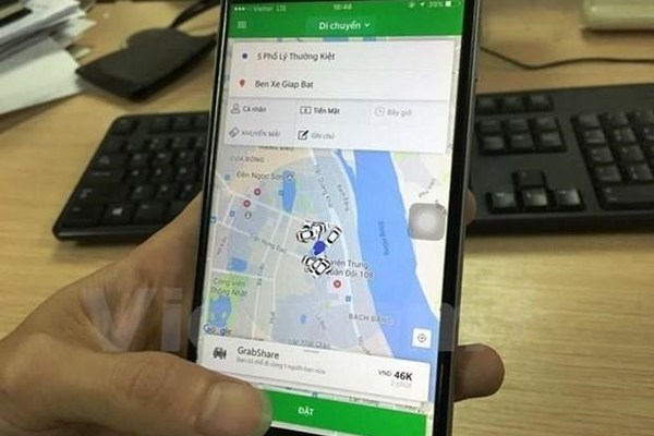 Grab to invest $500 mln in Vietnam in next five years