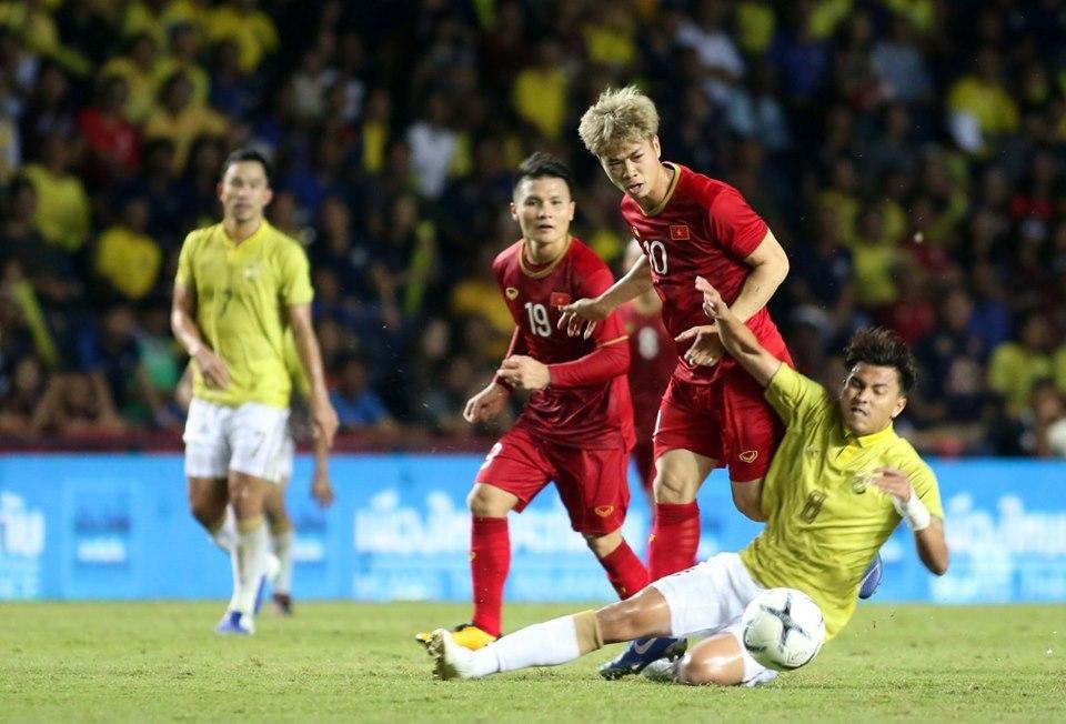 HLV Park Hang Seo mài sắc 'vũ khí' đấu Thái Lan