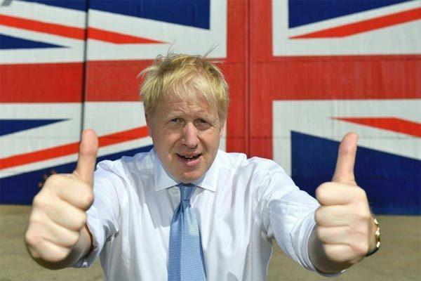 Anh,Brexit,Boris Johnson,EU,tân Thủ tướng Anh