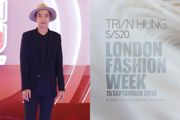 Designer Tran Hung To Debut Latest Collection At London Fashion Week 2019