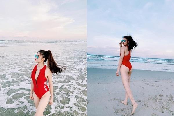Nhan sắc vợ hot girl đình đám của các sao Việt