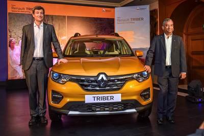 Khám phá ô tô Pháp 7 chỗ mới, đẹp giá chỉ từ 160 triệu