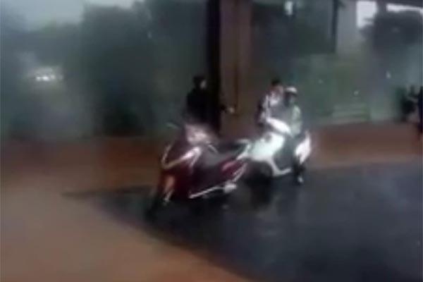 Hà Nội,bão số 4,Bão Podul