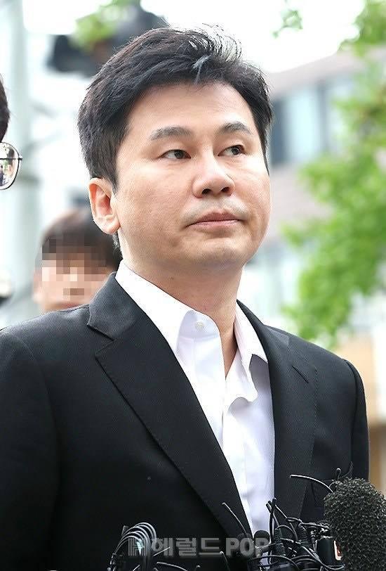Cựu chủ tịch YG lần đầu trình diện sau loạt các cáo buộc phi pháp