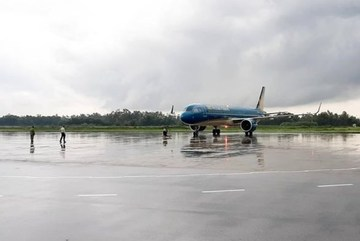 Flights cancelled, rescheduled due to tropical storm Podul