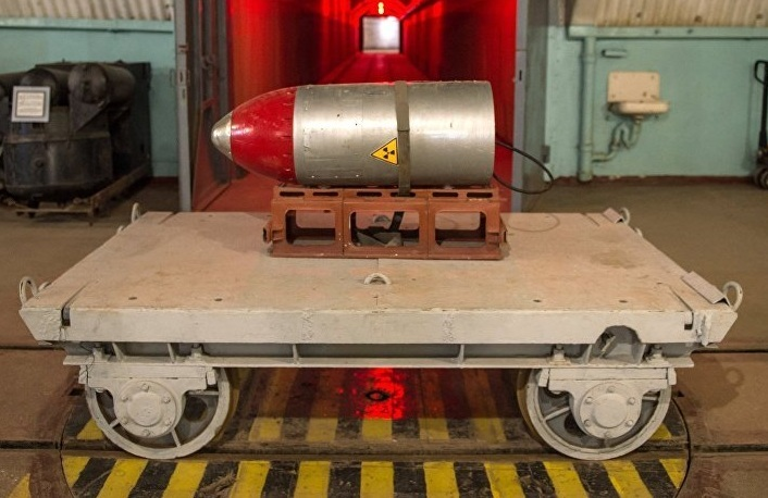 Bom hạt nhân,bom nguyên tử,Liên Xô,Mỹ
