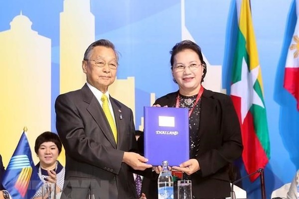 Vietnam to work hard for successful AIPA 41 next year: NA Chairwoman