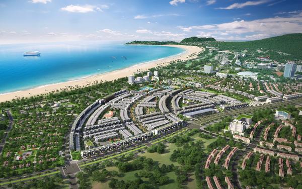 Loạt dự án đổ bộ, Bình Định 'cất cánh'