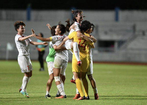 Regional win expected to push Vietnam in SEA Games title defence