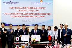 Vietnam, RoK foster labour co-operation