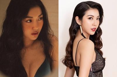 Á hậu Thúy Vân bất ngờ thi Hoa hậu Hoàn vũ Việt Nam 2019