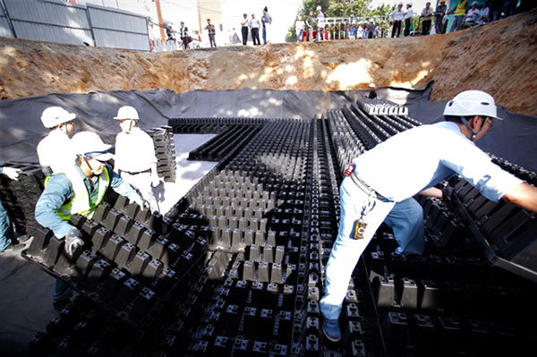 HCM City plans to build more reservoirs to store rainwater, control floods