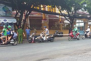Xác định nhóm chém gần lìa tay đối thủ ở trung tâm Sài Gòn