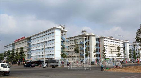 Binh Duong faces shortage of public housing, kindergartens amid influx of workers