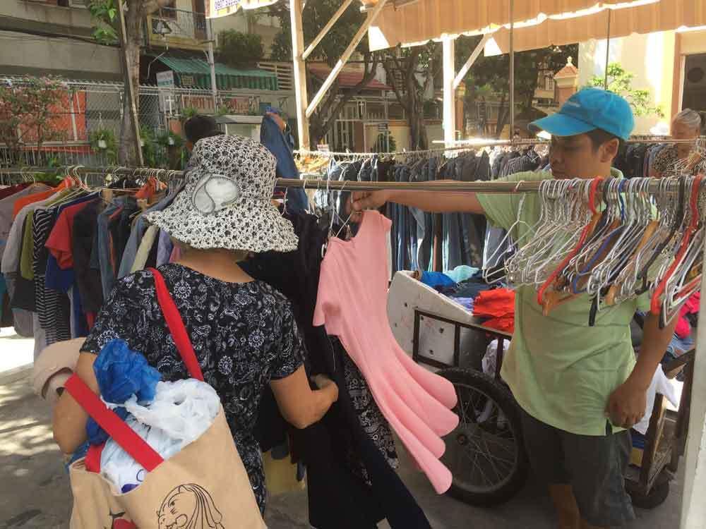 Chợ Sài Gòn,Cuộc sống Sài Gòn