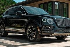 SUV siêu sang Bentley Bentayga bọc giáp chống đạn hàng hiếm