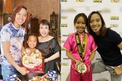 Việt Hương khoe thành tích học tập 'khủng' của con gái tại Mỹ