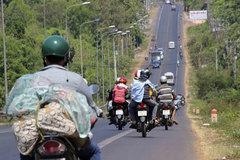 Những lưu ý để chạy xe máy an toàn dịp nghỉ lễ 2/9