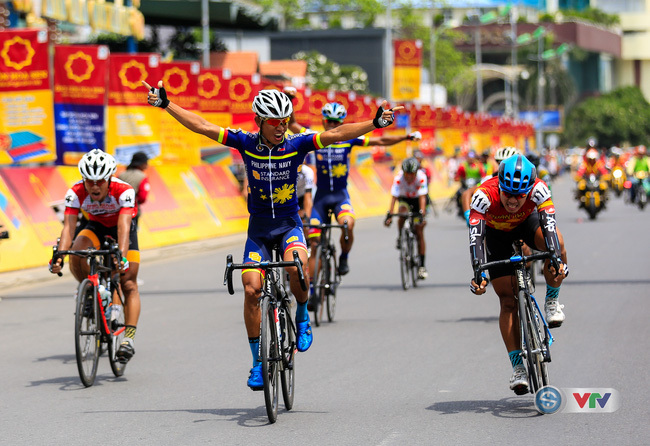 Giải xe đạp Quốc tế VTV Cup 2019: 'Hành trình di sản'