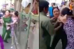 Nghe VietNamNet: Cần Thơ thông tin vụ nữ trưởng công an phường giằng co với người đi chợ