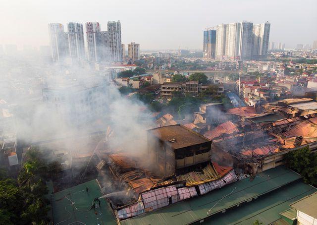 Rạng Đông cần phải 'sống sót' ra sao sau vụ hoả hoạn kinh hoàng?