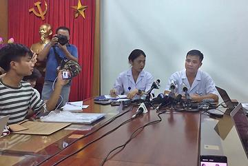 BV Bạch Mai chỉ những người nên đi khám sau vụ cháy kho Rạng Đông