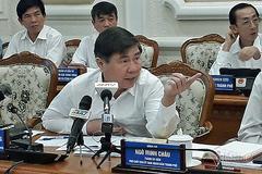 Chủ tịch UBND TP.HCM chấp thuận cho ông Đoàn Ngọc Hải từ chức