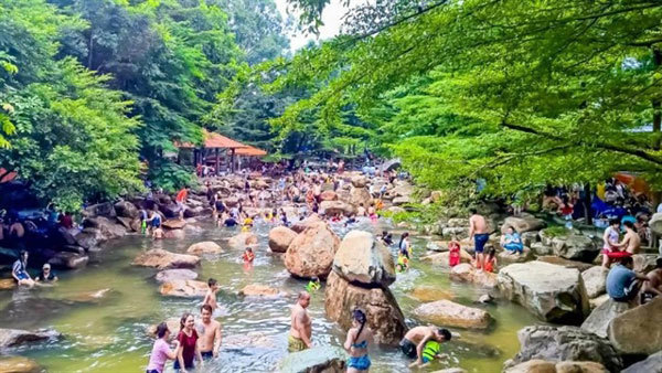 Day trip for HCM City residents