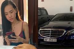 """""""Hot girl tú bà"""" đi Mercedes điều hành đường dây bán dâm giá nghìn đô vừa bị triệt phá là ai?"""