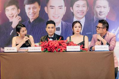 Quang Hà tổ chức liveshow kỷ niệm 19 năm ca hát