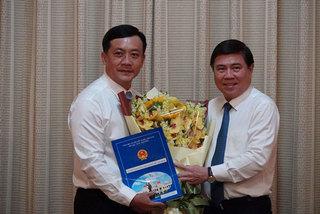 Ông Hà Phước Thắng làm Chánh văn phòng UBND TP.HCM