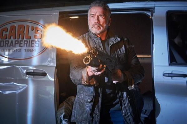 Terminator Dark Fate,Kẻ huỷ diệt,Kẻ huỷ diệt vận mệnh đen tối