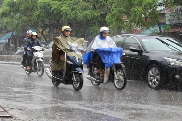 Thời tiết 3 ngày nghỉ lễ Quốc khánh 2/9, cả nước mưa giông