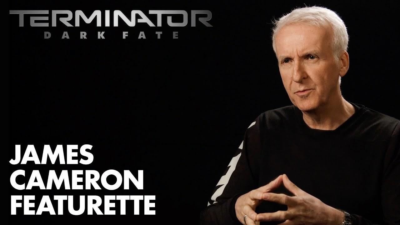 Terminator Dark Fate,Kẻ Hủy Diệt Vận Mệnh Đen Tối,James Cameron
