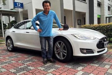 Ô tô điện không có ngoại lệ ưu đãi ở Singapore