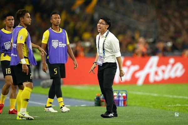 Malaysia nếm trái đắng trước vòng loại World Cup 2022