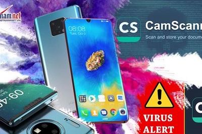 Smartphone cao cấp của Huawei gặp họa, mã độc ẩn trong ứng dụng TQ