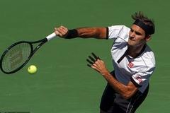 """Federer """"tốc hành"""" vào vòng 4 US Open"""