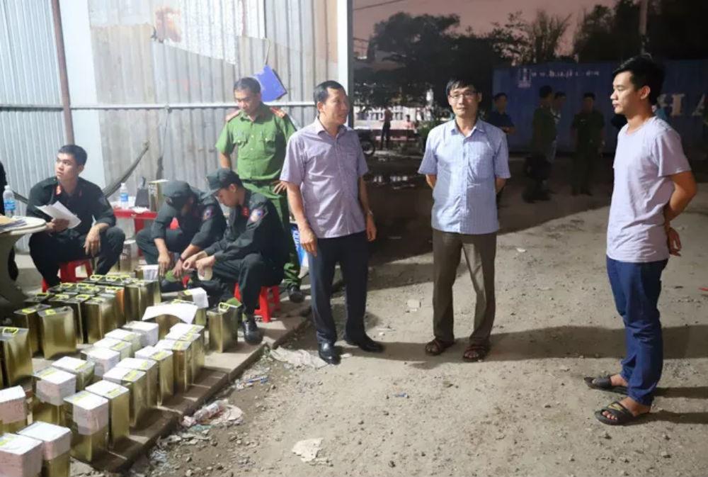 Trinh sát kể chuyện bán cà phê, đánh cá, phá đường dây xăng giả của Trịnh Sướng