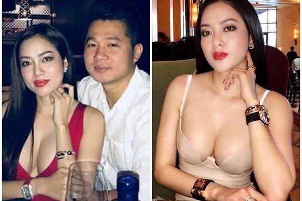 Vợ hoa hậu của ca sĩ Lâm Vũ bất ngờ tiết lộ chuyện kết hôn chỉ sau 1 tuần quen biết