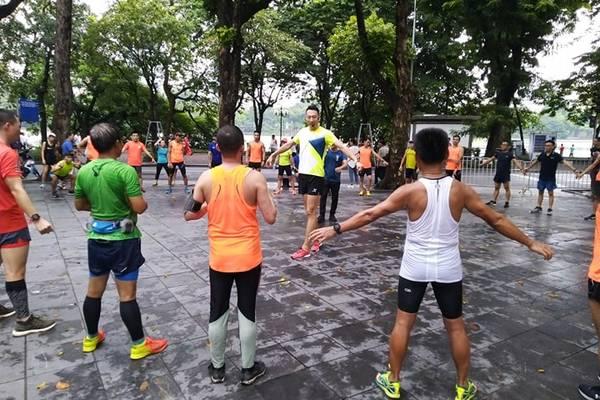 1.000 VĐV quốc tế đã đăng ký giải chạy phố cổ Hà Nội